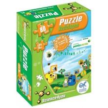 Puzzle Reciclagem