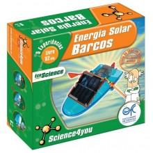 Energia Solar Barcos