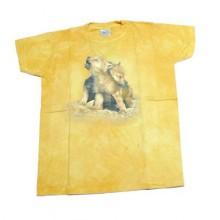 Tshirt lobo criança