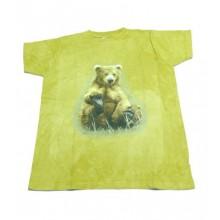 Tshirt Urso Pardo