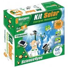 Kit Solar 6 em 1